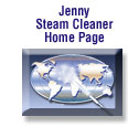 Jenny Steam Cleaner and Pressure Washer Home Page